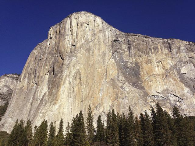 El Capitan in Yosemite National Park, Calif. (AP Photo/Ben Margot)