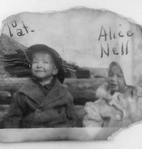Patrick William Tierney and his sister, Alice Nell, in an undated photo. Alice died from measles at the age of 3, the first in a series of tragedies that would strike the family now inexorably tie ...