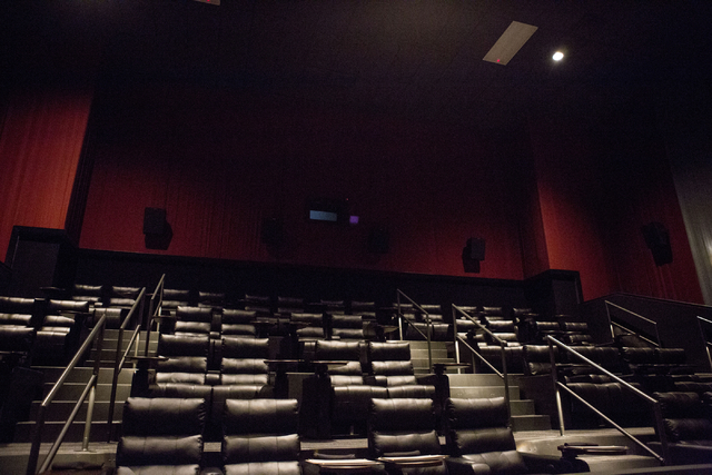 Downtown Las Vegas' adult-friendly Eclipse Theater finally