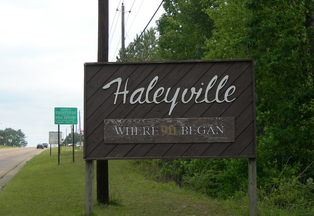 Haleyville, Ala. (Jimmy Emerson/Flickr)
