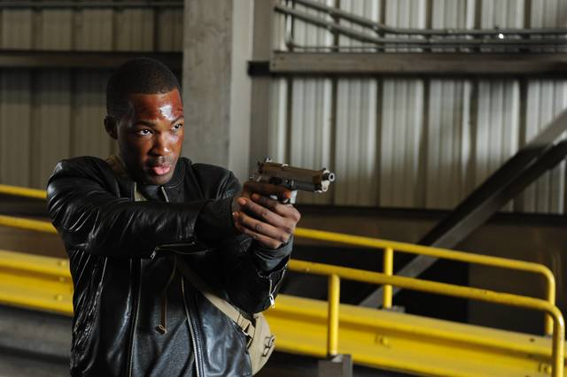 Corey Hawkins in 24: Legacy coming soon to FOX.  (Ray Mickshaw/FOX)