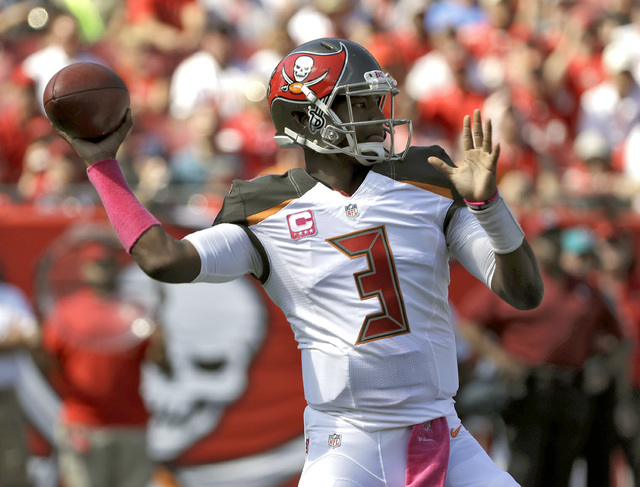 official photos 64f75 7232b Jameis Winston, Tampa Bay Buccaneers back in contention ...