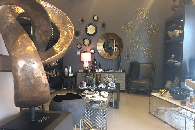 The interior of River North is seen Oct  13  The decor shop was named. Summerlin area home goods store aims to live up to Chicago name