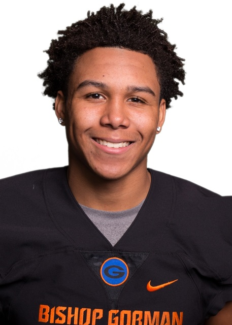 WR Jalen Nailor, Bishop Gorman (5-11, 170): The junior caught 52 passes for 929 yards and 14 TDs. Nailor made the All-Southwest League second team.