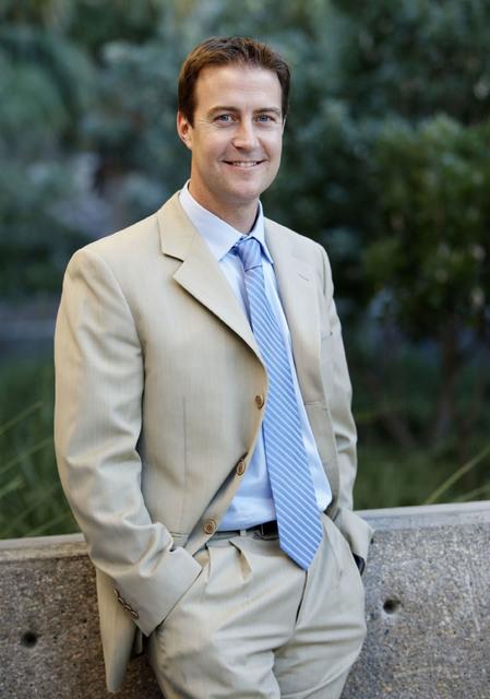 Bo Bernhard, executive director of UNLV's International Gaming Institute. (Courtesy/UNLV)