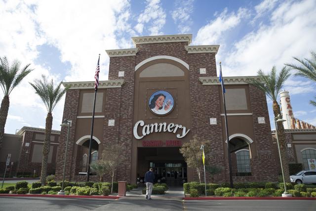 The Cannery casino-hotel on Tuesday, Nov. 1, 2016, in North Las Vegas. (Erik Verduzco/Las Vegas Review-Journal Follow @Erik_Verduzco)