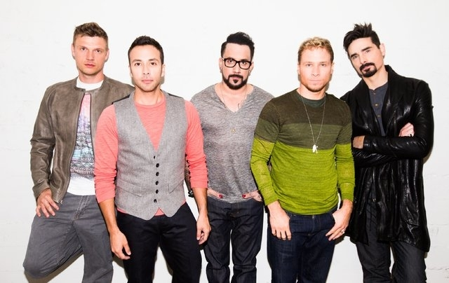 The Backstreet Boys announced on Twitter that they will kick off a Las Vegas Residency in March 2017. (Courtesy)