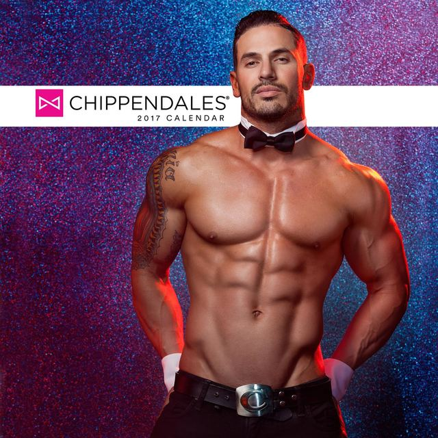 Chippendales 2017 calendar (Chippendales)