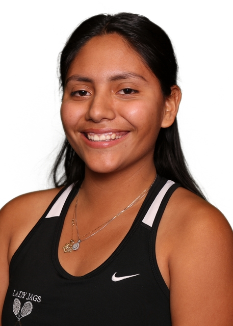 Cassandra Bueno, Desert Pines: The senior finished fourth in the Class 3A state singles tournament and reached the semifinals of the Southern Region tournament.