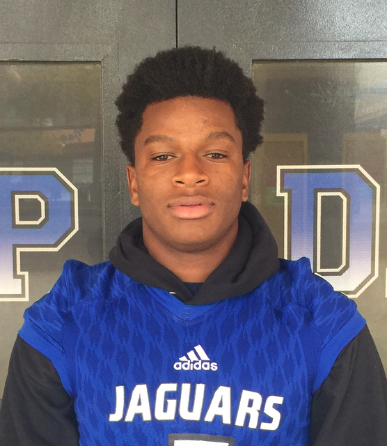 DB Eddie Heckard, Desert Pines (5-9, 165) The senior intercepted five passes in the regular season to go along with 38 tackles. He made the Class 3A All-Sunset League and All-Southern Region first ...