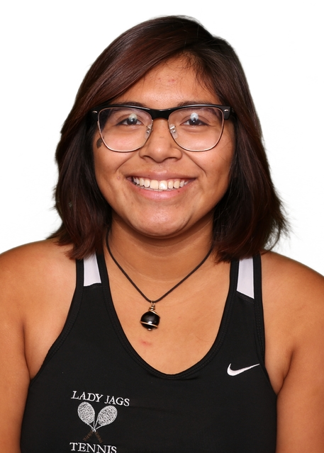 Shelly Alvarado, Desert Pines: The senior paired with Yazaret Arredondo to place second in the Class 3A state doubles tournament and reach the semifinals of the Southern Region tournament.