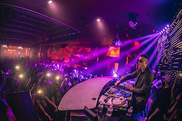 DJ Snake at Surrender Nightclub at Encore.