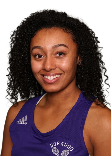 Averiana Mitchell, Durango: The junior finished second in both the Class 4A state and Sunset Region singles tournaments. She made the All-Sunset Region first team.