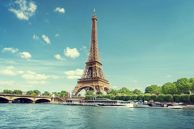 The Eiffel Tower (Thinkstock)