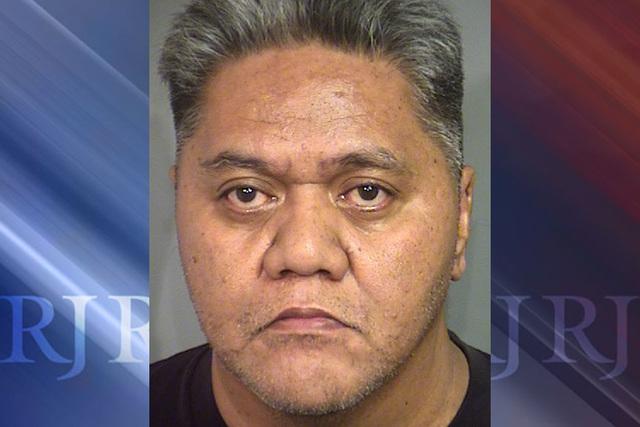 Fili Fagaima (Las Vegas Metropolitan Police Department)