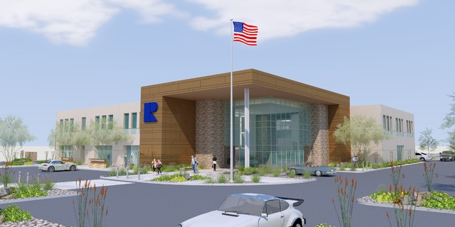 The Greater Las Vegas Association of Realtors plans to build a new headquarters in the southwest valley. The two-story office building — a rendering of which is shown here — is slated to open  ...
