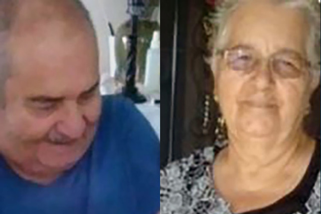 Ignacio Meza, 78, and Maria Meza (GoFundMe)