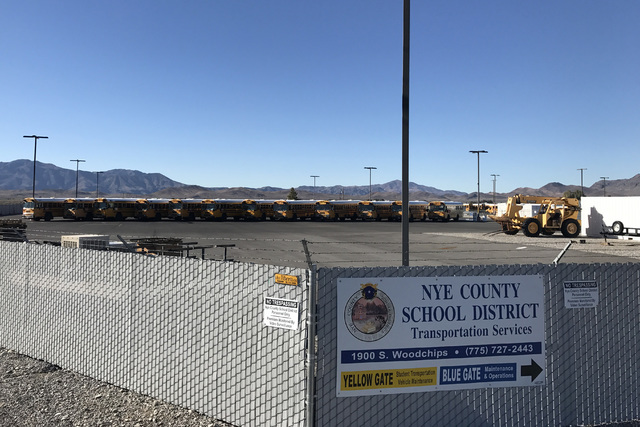 A Nye County School District bus driver is being investigated for child neglect after failing to drop off a special education student at school Dec. 14, subsequently leaving the child alone on the ...