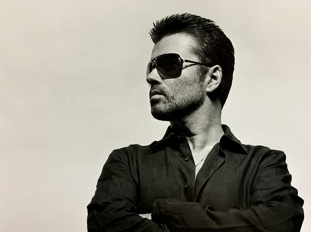 In this 2004 file photo, singer George Michael is seen. Photo by James Dimmock