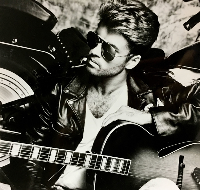 In this 1988 file photo, singer George Michael is seen.