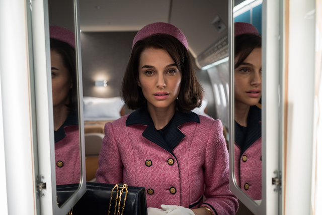 "Natalie Portman as ""Jackie Kennedy"" in ""Jackie."" (Pablo Larraín/Twentieth Century Fox Film)"