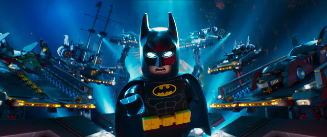 "Batman (voiced by WILL ARNETT) in the 3D computer animated adventure ""The LEGO Batman Movie."" Photo Credit: Courtesy of Warner Bros. Pictures"