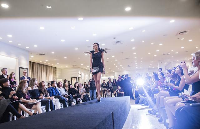 Saks Fifth Avenue Las Vegas Fashion Show Mall