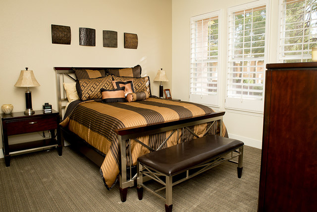 One of the guest bedrooms. (Tonya Harvey/Real Estate Millions)