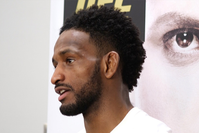 Neil Magny (Heidi Fang/Las Vegas Review-Journal)