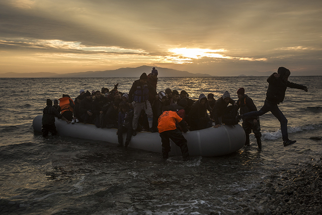 The plight of refugees and migrants trying to flee to Europe has been documented. Last year, nearly 3,800 drowned in the Mediterranean. New reports say that 500 people drowned in April and the inc ...