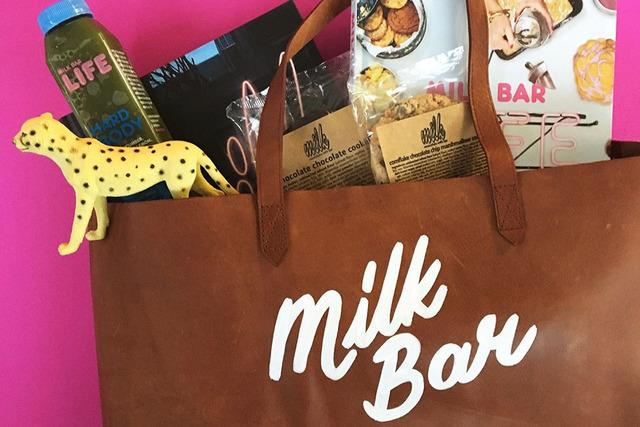 Milk Bar, the offshoot of the New York landmark Momofoku opened at The Cosmopolitan of Las Vegas Friday, December 30, 2016. (Facebook)
