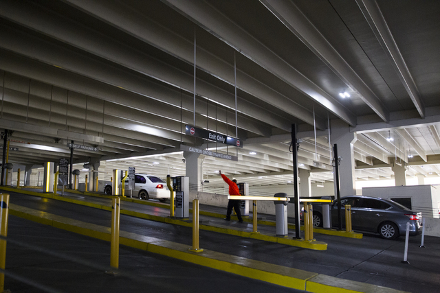 Want to park free at mgm properties read on las vegas for New york city parking garage