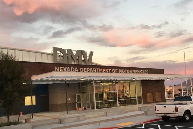 Senate committee to vote on dmv registration bill las for Department of motor vehicles carson city nevada