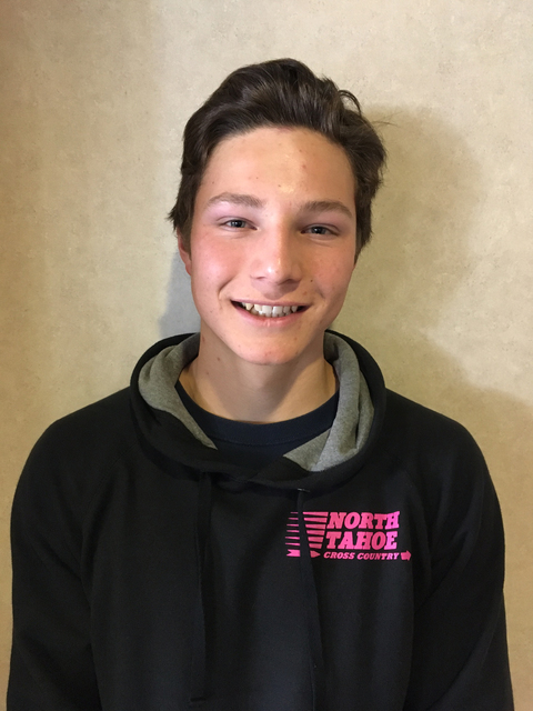 J.C. Shoonmaker, North Tahoe: The junior placed second at the Class 2A state meet in 16:27, leading the Lakers to the team title. He also finished second at the Northern Region meet.