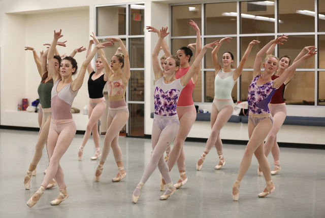 Nevada Ballet Theatres Nutcracker is magical — for all