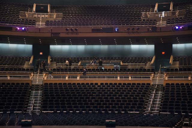 Mandalay Bay Theater Seating Review Brokeasshome Com