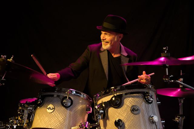 """Longtime Chicago drummer Danny Seraphine, inducted into the Rock and Roll Hall of Fame with the band in 2015, appears Friday night in the """"8th Annual U.S. Marine Corps Toys for Tots"""" all-star show ..."""