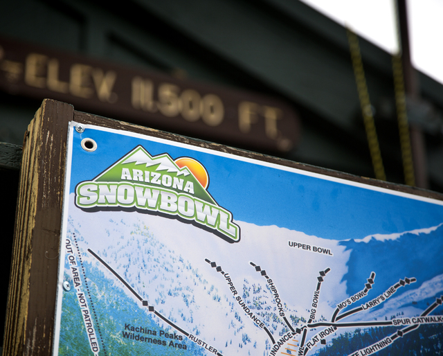 Arizona Snowbowl has 777 skiable acres and 40 runs with the longest being two miles long. The resort, just outside of Flagstaff, has been in operation since 1938, making it one of the longest cont ...