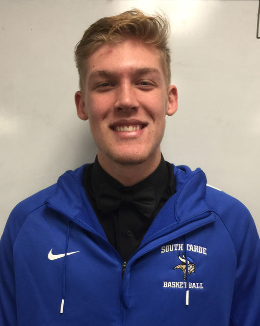 TE McCallan Castles, South Tahoe (6-5, 220): The junior had 65 catches for 1,193 yards and 15 TDs while splitting time between tight end and receiver. He made the All-Northern Region first team at ...