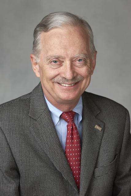 Stephen Miller, professor of Economics on July 8, 2015. (R. Marsh Starks / UNLV Photo Services)