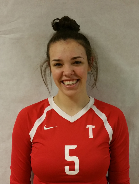 Maia Dvoracek, Truckee: The Cal Poly-bound senior was the Class 3A Most Valuable Player and led the Wolverines to the state title. Dvoracek was fourth in the state in kills (446) and posted a .535 ...