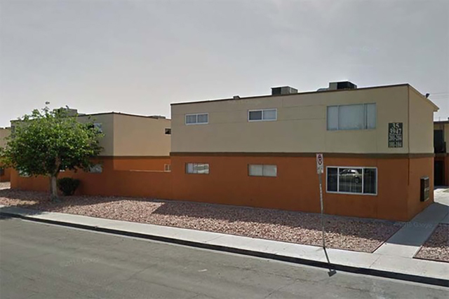 A building at 3947 Silver Dollar Ave. is seen in this screenshot. (Google)