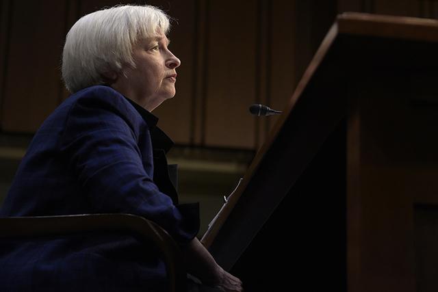 A full year after the Federal Reserve raised a key interest rate for the first time in nearly a decade, it is widely expected that Fed chair Janet Yellen will announce an increase Wednesday. (Susa ...