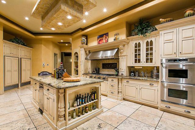 The kitchen. (Courtesy)