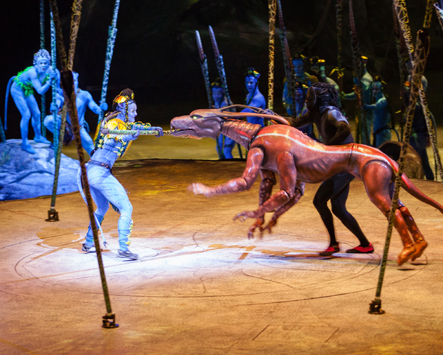 "Cirque du Soleil's ""Toruk — The First Flight"" (Errisson Lawrence)"