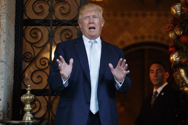 President-elect Donald Trump (Evan Vucci/AP)