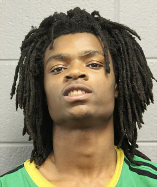This booking photo provided by the Chicago Police Department shows Tesfaye Cooper of Chicago. Cooper is one of four people charged Thursday, Jan. 5, 2017, with aggravated kidnapping and taking par ...