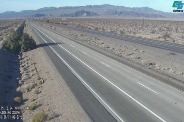 I-15 reopens in California from Valley Wells to Baker | Las Vegas