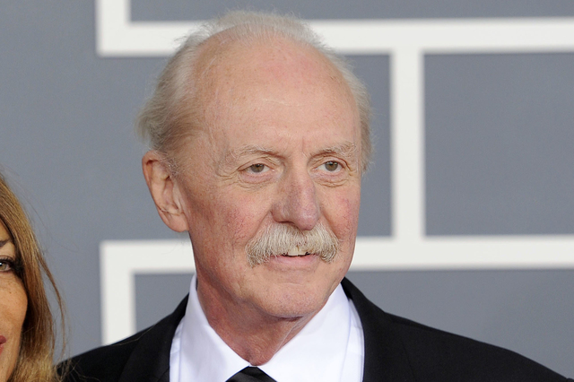 This Feb. 12, 2012, photo shows Butch Trucks at the 54th annual Grammy Awards in Los Angeles. Trucks, one of the founding members of the Southern rock legends The Allman Brothers, died, Tuesday, J ...