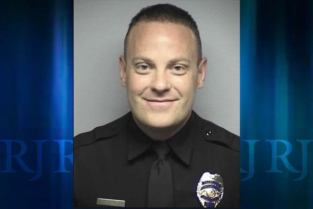 Chad Parque, 32 (North Las Vegas Police Department)